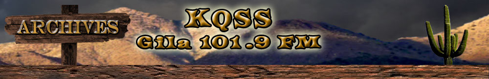 KQSS-FM Archives November 2016